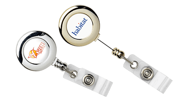Badge Reels Lanyards