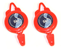 Large Plastic Badge Reel