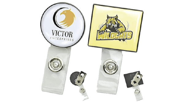 LogoClips Badge Holder